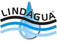 Agua Lindagua com fundo branco