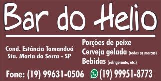 102- Bar do Helio - Bone